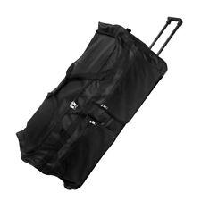 XXL Reisetasche mit Trolleyfunktion Sporttasche Tasche Teleskopgriff 160 Liter