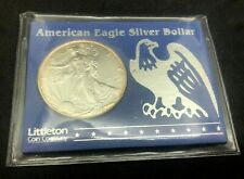 1997 UNCIRCULATED AMERICAN SILVER EAGLE, 1oz 0.999