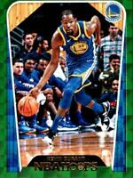 2018-19 Panini Hoops NBA Basketball Green Parallel Singles /99 (Pick Your Cards)