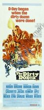 Dirty Dozen The Movie Poster Insert #01 Replica