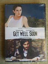 Get well soon - Vincent Gallo, Courteney Cox - DVD nuovo sigillato