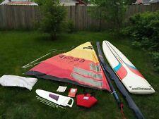 Sail A Board Sailboard 12.5 ft Windsurfing Set