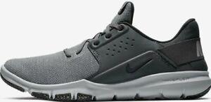 Nike Flex Control TR 3 Training Shoes Gray AJ5911-010 Men's NEW Run Sz 12