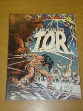 JOE KUBERT'S TOR #1 1993 JUNE VF EPIC US MAGAZINE