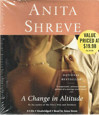 Audio book - A Change in Attitude by Anita Shreve  -  CD
