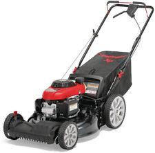Troy-Bilt Gas Lawn Mower 21 in. Honda Engine Self Propelled High Rear Wheels