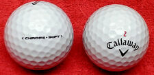 15 Callaway Chrome Soft in grade Aaaa Used Great value, free shipping