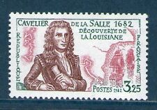 TIMBRE 2250 NEUF XX LUXE - CAVELIER DE LA SALLE - DECOUVERTE DE LA LOUISIANE