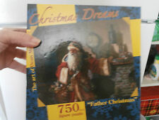 Father Christmas Dreams The Art of Dean Morrissey 750 Piece Jigsaw Puzzle
