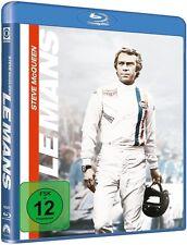 Blu-ray LE MANS # Steve McQueen, Siegfried Rauch ++NEU