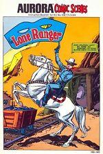LONE RANGER AURORA COMIC SCENES GIVEAWAY PROMO COMIC 188 1974 RARE INSTRUCTIONS