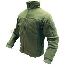Condor Outdoor #601 Polyester ALPHA Micro Fleece Jacket X-Large XL - OD Green