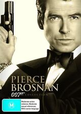 James Bond 007 - Pierce Brosnan Collection (DVD, 1980, 8-Disc Set)
