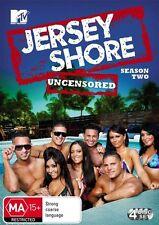 Jersey Shore Uncensored Complete Season 2 4 Disc Set