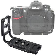 Quick Release Plate/Camera Bracket Grip④ Tripod Ballhead&Nikon D7100/D7000/D5200