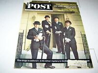 AUG 8 - AUG 15 1964 SATURDAY EVENING POST magazine THE BEATLES