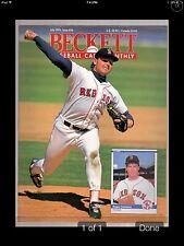 BECKETT BASEBALL CARD MONTHLY JULY 1991 #76 ROGER CLEMENS