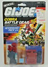 GI Joe ARAH Cobra Battle Gear Accessory Pack #4 1986 MOC Sealed Complete Hasbro