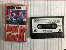 DJ Mister Cee Forget About It Tape Kingz Brooklyn NYC Hip Hop Mixtape Early 90s