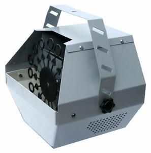E-lektron B600 Bubble Machine For Parties Wedding DJ's Kids or Shows
