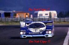 Stefan Bellof Brun Motorsport Porsche 956B Spa 1000 Km's 1985 Photograph 3