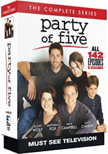Party of Five Complete Series Seasons 1 2 3 4 5 & 6 R1 DVD Set
