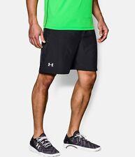 "Under Armour UA Launch 7"" Black Men's Running Shorts 1265720 2XL NWT"