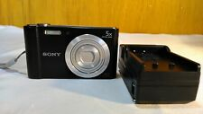 SONY Cyber-shot DSC-W800 Digital camera Black compact Japan S