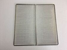 "Tube Screen Grate for Deep Fryer, 13"" x 13"" pitco, blue seal, & imperial"