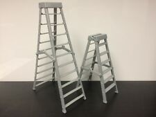 WWE Mattel Action Figure Accessory 2x Ladders -One Tall, One Regular Elite loose