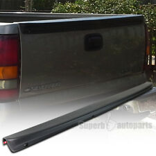 1999-2007 Chevy Silverado SLT Tailgate Protector Cap High Quality ABS Black