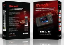 iCARSOFT VOL II VOLVO ENGINE DIAGNOSTIC SCANNER TOOL SRS ABS ENGINE CODE