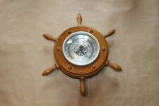 Barometer Holz, Gebraucht