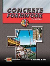 Concrete Formwork - by Leonard Koel
