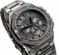 Michael Kors MK5506 Black Stainless Steel Quartz Chronograph Crystal Black Watch
