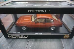 1/18  Ford Capri 2.8i bronze