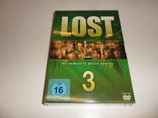 DVD  Lost - Die komplette dritte Staffel