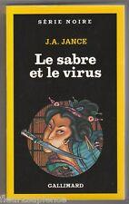 Le sabre et le virus J.A. Vance