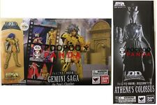 D.D.Panoramation Gemini Saga The Chamber of the Pope Saint Seiya Athena Statue