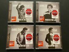 ONE DIRECTION / MADE IN THE A.M. [TARGET-EXCLUSIVE 4-CD SET, 2015] NEW! PHOTOS