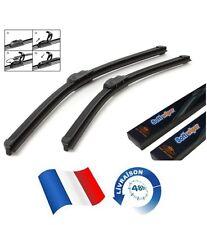 2 x BALAIS ESSUIE GLACE AERO POUR BMW X5 E53 ('00-'07) 61/56 cm