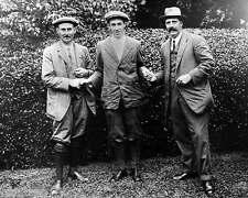 Francis Quimet Ted Ray Harry Vardon Golf US Open 8x10 Photo 001