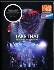 "TAKE THAT ""BEAUTIFUL WORLD LIVE"" 2 DVD NEUWARE"