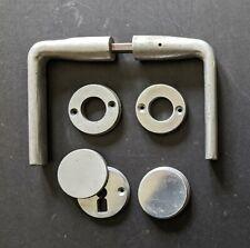 Hans POELZIG Modernist Door Handles Original Architectural Salvage Bauhaus 1950s