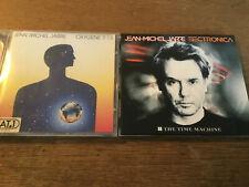 Jean Michel Jarre [2 CD Alben] Oxygene 7-13 + Electronica The Time Machine