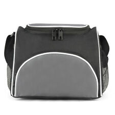 EAGLEMATE Lunch Cooler Bag For Adults CLASSIC DESIGN GRAY