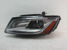 AUDI Q5 HEADLIGHT XENON HID SELF ADJUSTING L OEM 13 14 15 16 2013 2014 2015 2016