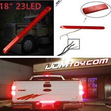 """18"""" Mini 23LED Light Bar For Tail Brake Light For Dodge Ford Nissan Truck Pickup"""