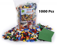 LP Toys 1000 Piece Building Blocks for Toddlers - Includes 54 Roof Pieces - 2 FR