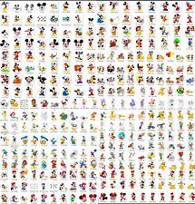 Collezione di 340 CLIPART DISNEY immagini VETTORIALI topolino minnie pluto pippo